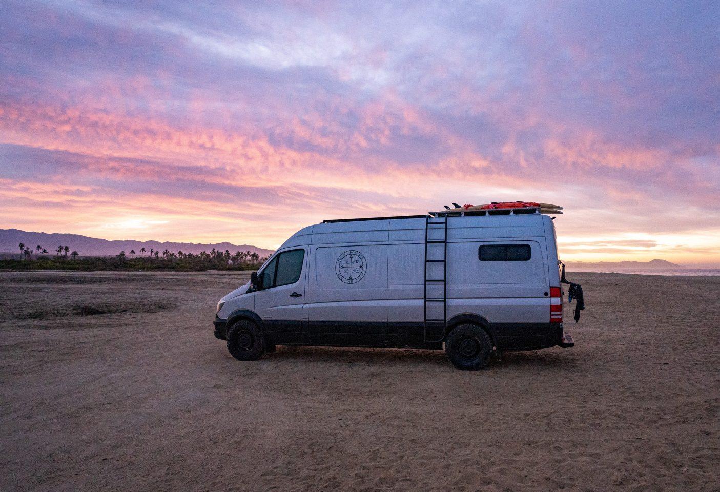Eight Greatest Overlanding Spots in Baja, Mexico