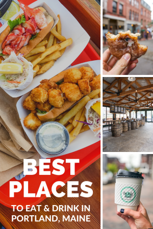 BEST PLACES TO EAT AND DRINK IN PORTLAND
