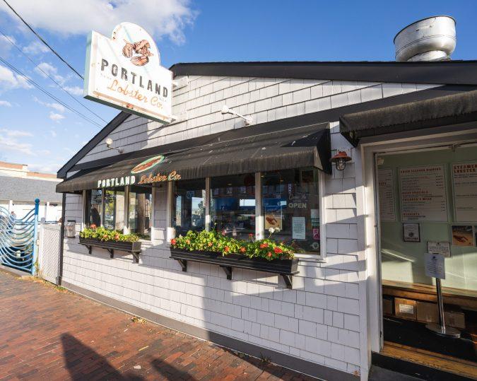 Portland Lobster Co. Portland, Maine