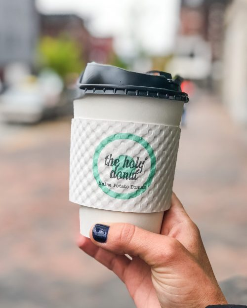 Chai Latte from The Holy Donut