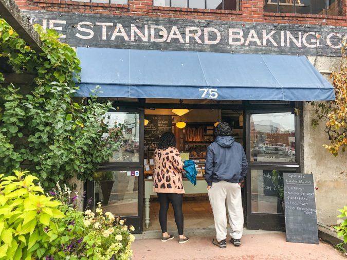 The Standard Baking Co. Portland, Maine