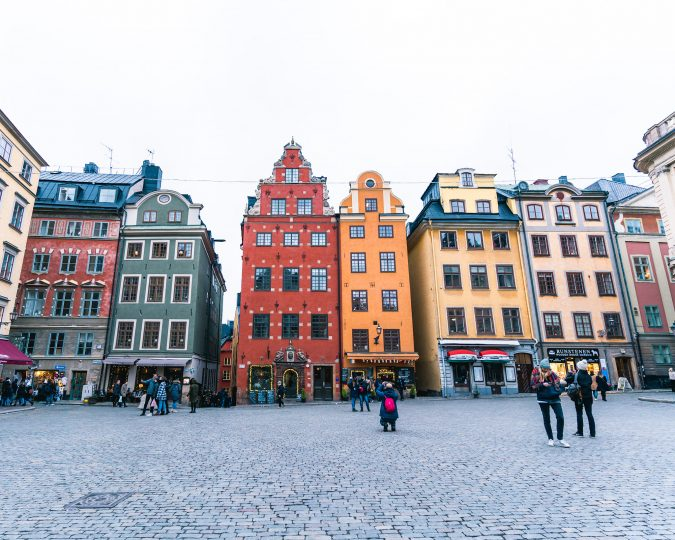 How to make the most out of two days in Stockholm. Explore Gamla Stan and visit Stortorget Square next to the Nobel Prize Museum. What to do in Stockholm.